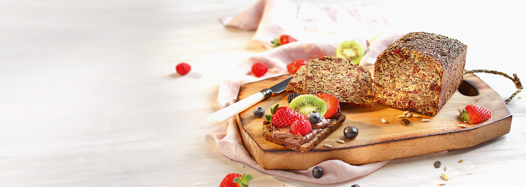 Art. 59989, Superfood Paleo Brot