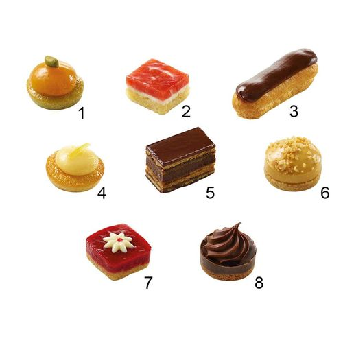 "Petits Fours ""Tradition"", 8-fach sortiert"