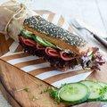 Sportkorn Sandwich