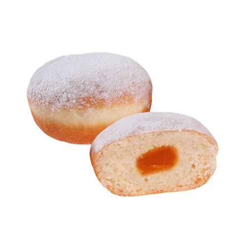 Art. 8 2Doughnut with apricot filling