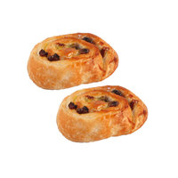 Bridor Mini Rosinenschnecke