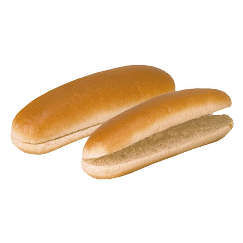 Soft Hot Dog-Brötchen