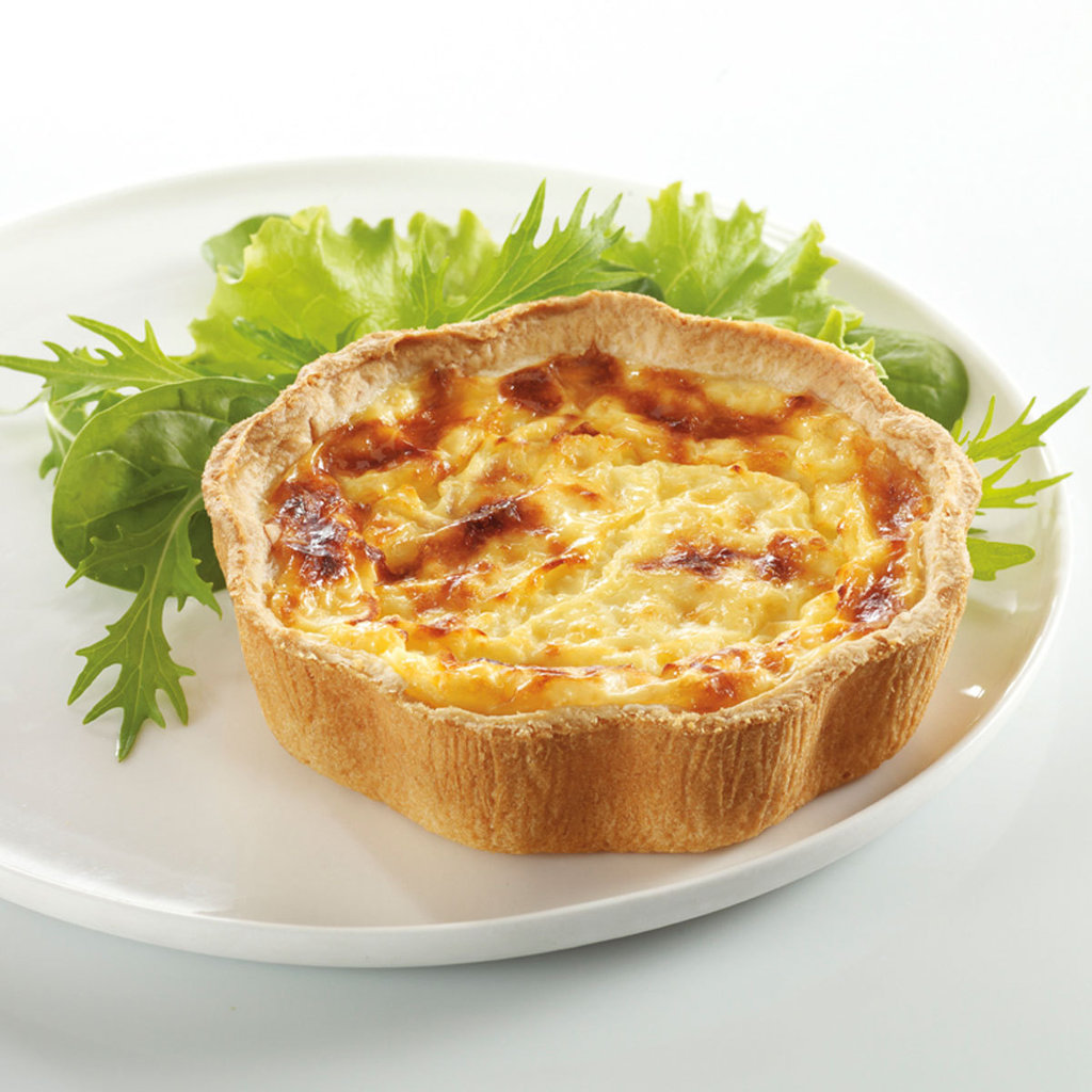 Quiche With Hot Dogs
