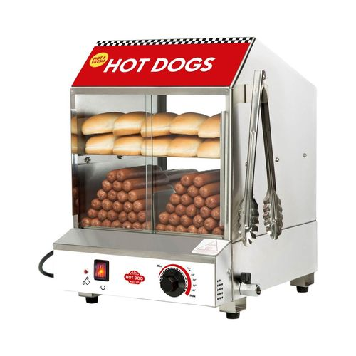 "Hot Dog Steamer ""New York"""