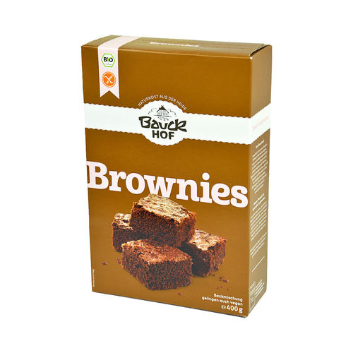 "Bio Backmischung ""Brownies"", glutenfrei"