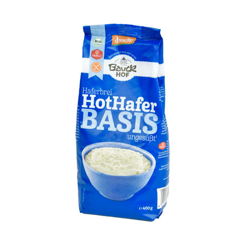 "Bio HotHafer ""Basis"", glutenfrei"