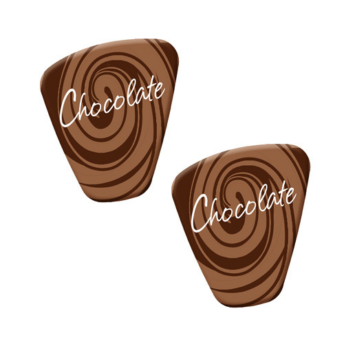 "Schoko-Dekor ""Chocolate"""