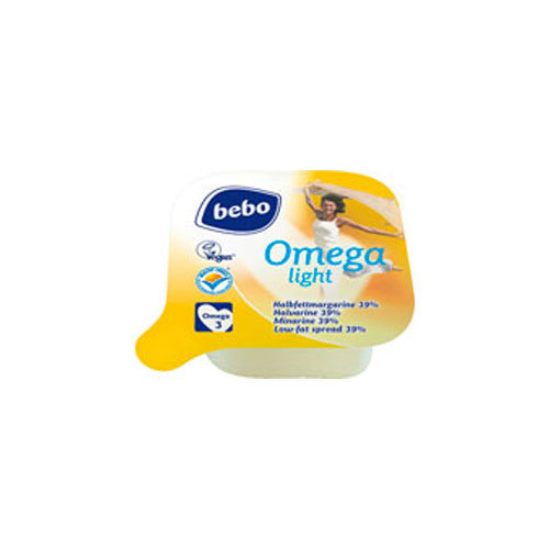 "Bebo Halbfettmargarine ""Omega Light"""