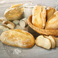Toscana-Brot, lang