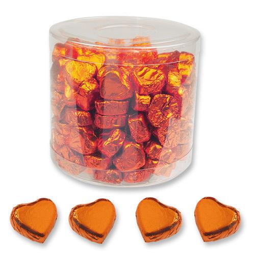 schokolade lila glänzende verpackung