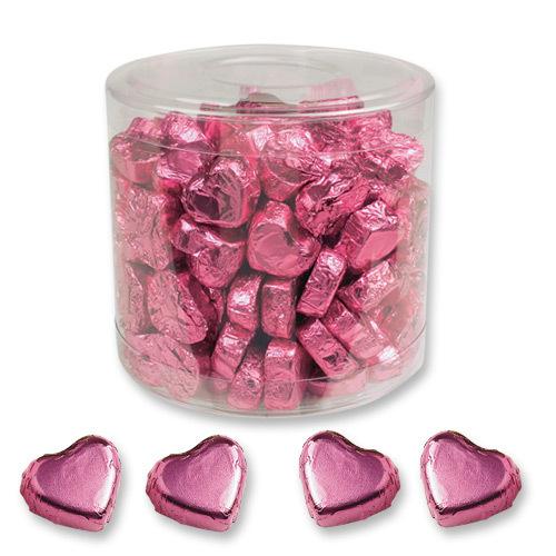 kleine pralinenherzen rosa online kaufen. Black Bedroom Furniture Sets. Home Design Ideas