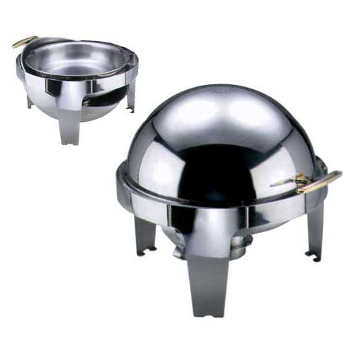 "Roll Top Chafing Dish ""Kugel"""