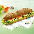 Sandwich-Finnenbaguette