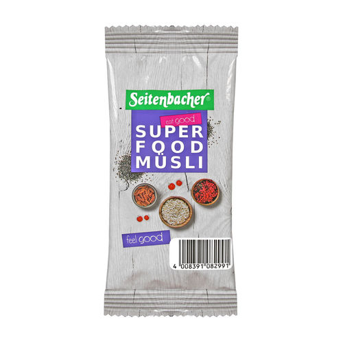 "Portionsbeutel ""Superfood-Müsli"""
