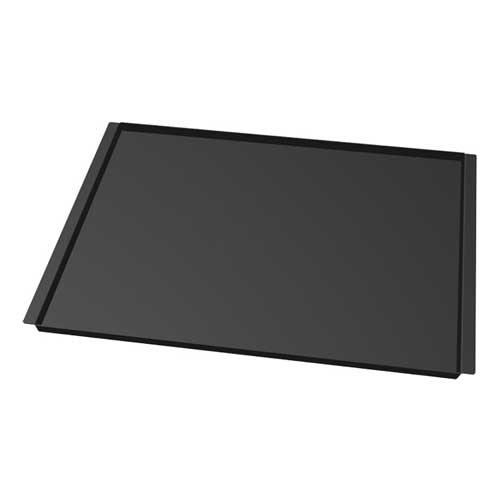 unox backblech gn 1 1 schwarz emailliert online kaufen. Black Bedroom Furniture Sets. Home Design Ideas