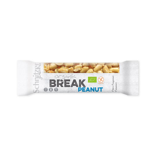 "Bio Break ""Peanut"", glutenfrei"