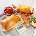 Ciabatta-Sandwich