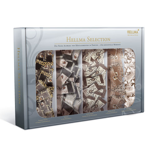 Chocolate Selection, 5 Sorten
