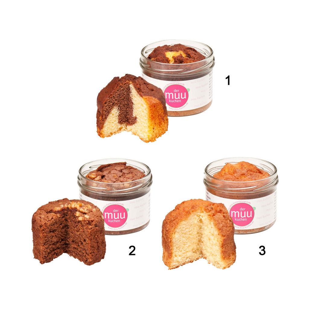 Mischkarton Kuchen Im Glas N 1 Online Kaufen Edna De