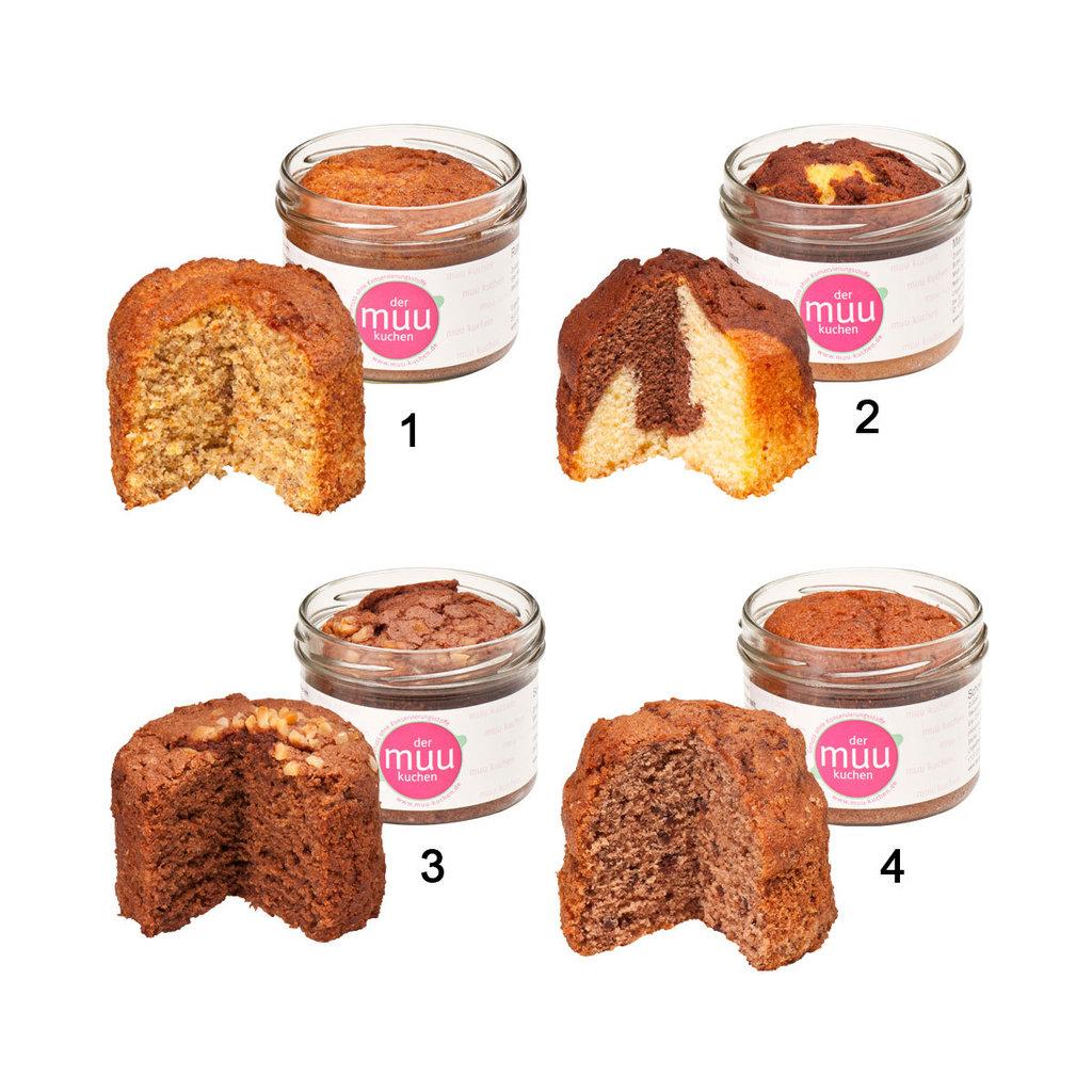 Mischkarton kuchen im glas n 4 online kaufen for Kuchen ab werk verkauf