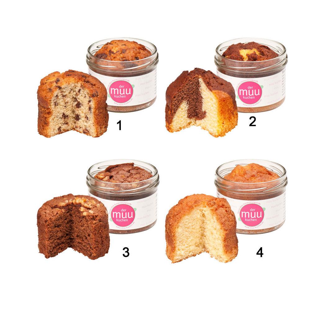 Mischkarton Kuchen Im Glas N 6 Online Kaufen Edna De