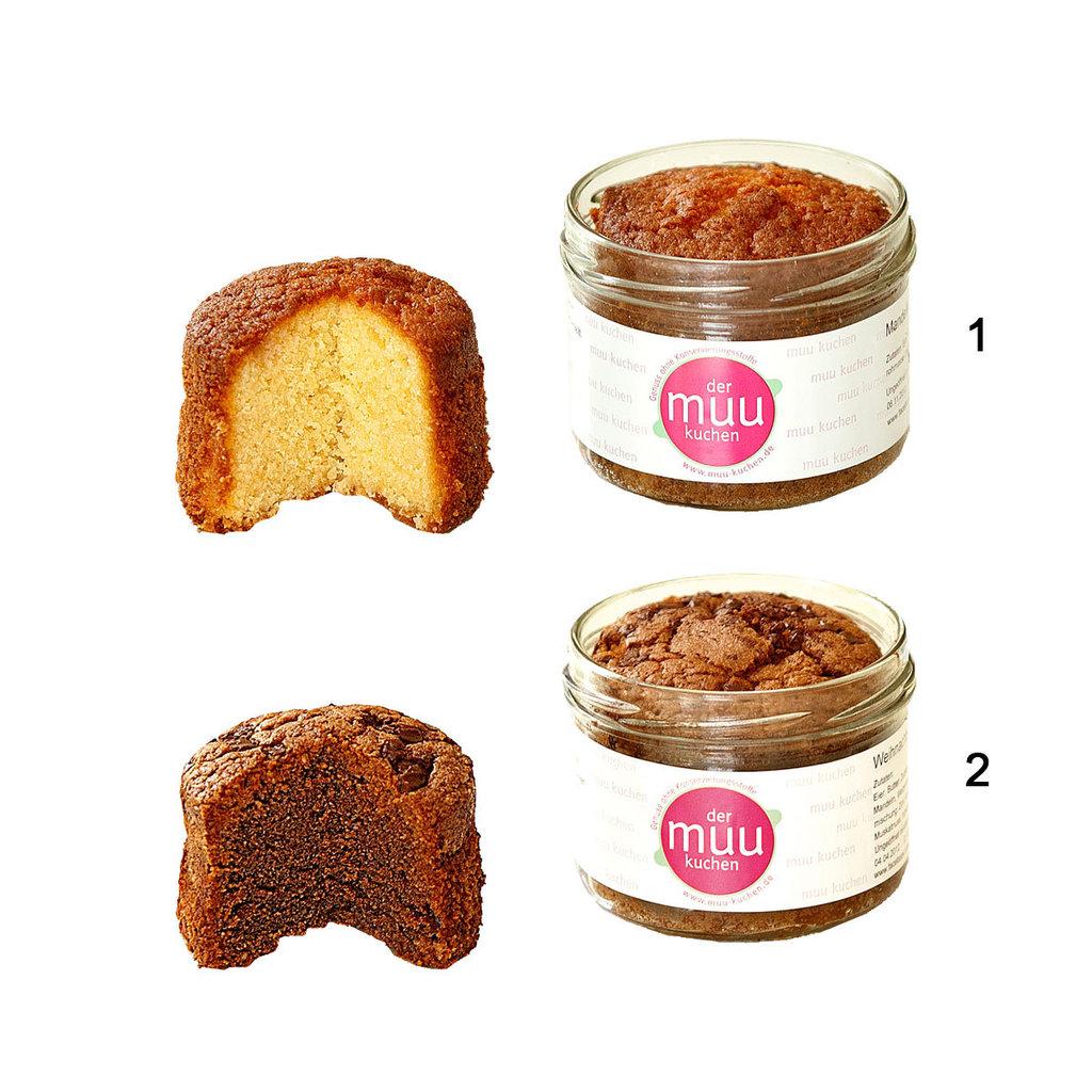 Mischkarton Kuchen Im Glas N 7 Online Kaufen Edna De