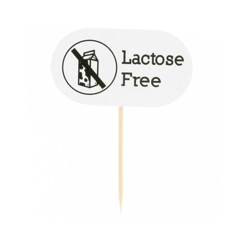 "Picker ""Lactose Free"""