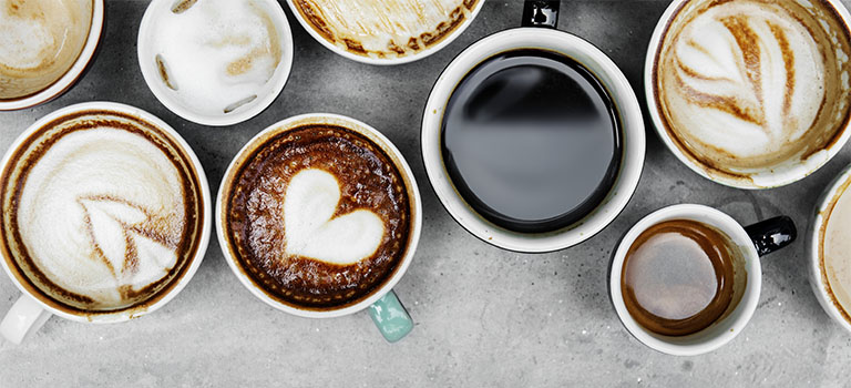 Kaffee Bohne Wirkung Duft
