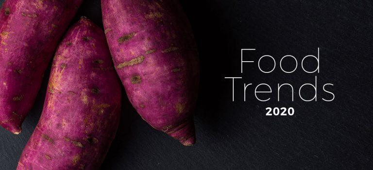 Food Trends 2020 Süßkartoffel pflanzliche Alternative Nachhaltigkeit