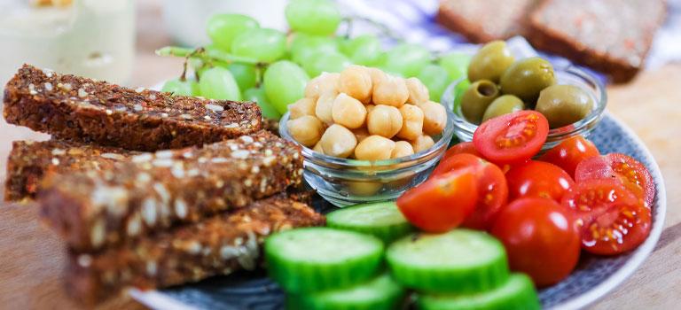 Frisches Obst und Gemüse sind 2021 total im Trend